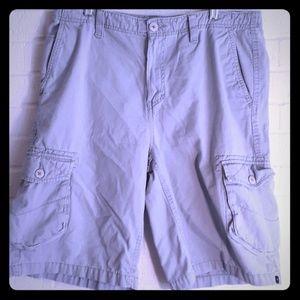 Tony Hawk 34 Grey Cargo Shorts
